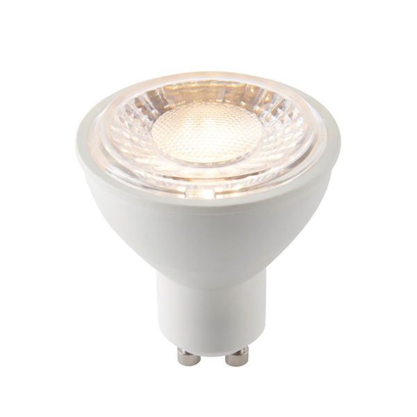 GU10 LED SMD dimmable 60 degrees 7W warm white